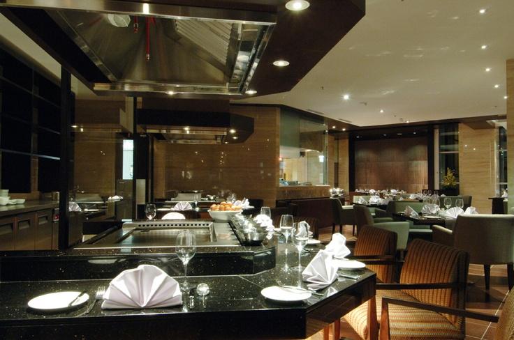 The Kitchen - Teppanyaki Section