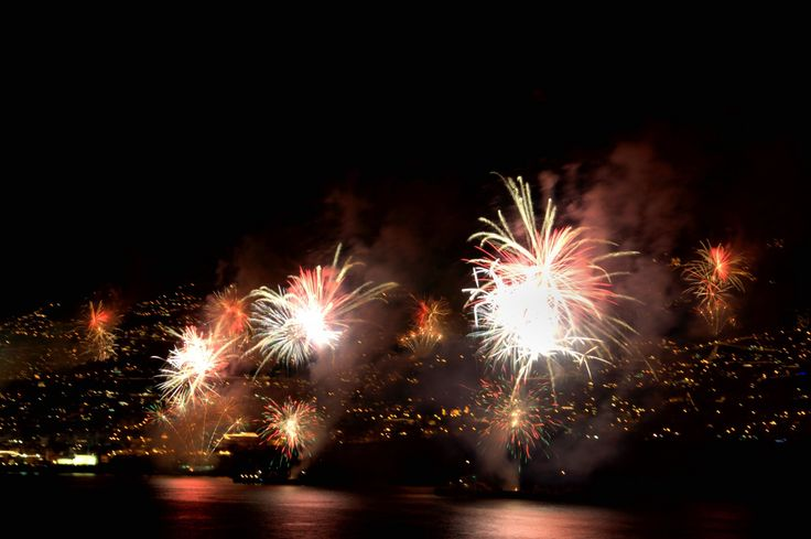 New year's eve in Funchal