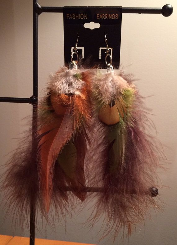 Feathered Drops by FantasyExpressions on Etsy