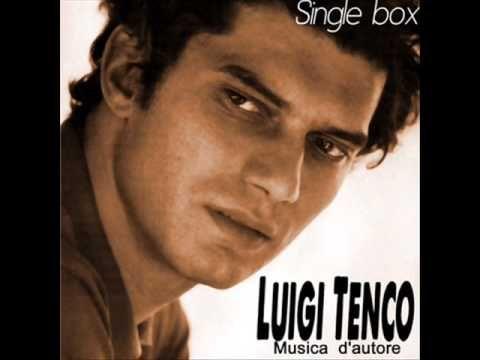 Luigi  Tenco - I miei giorni perduti (Alta Qualità musica italiana)