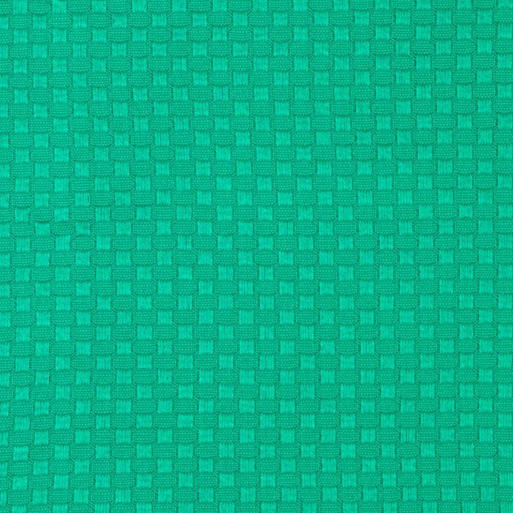 Telio Bermuda Stretch Pique Jade from @fabricdotcom  This cotton pique fabric features a large waffle weave and Lycra for a touch of stretch across the grain. Textured with a full bodied drape, this fabric is perfect for creating dresses, shorts, pants, skirts and jackets.