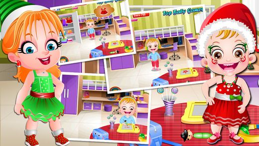 Baby Hazel has to walk the ramp at her preschool Winter Fashion show. Can you help her in making the best choice for selecting stylish costumes and accessories? https://itunes.apple.com/gb/app/baby-hazel-winter-fashion/id953935182?mt=8