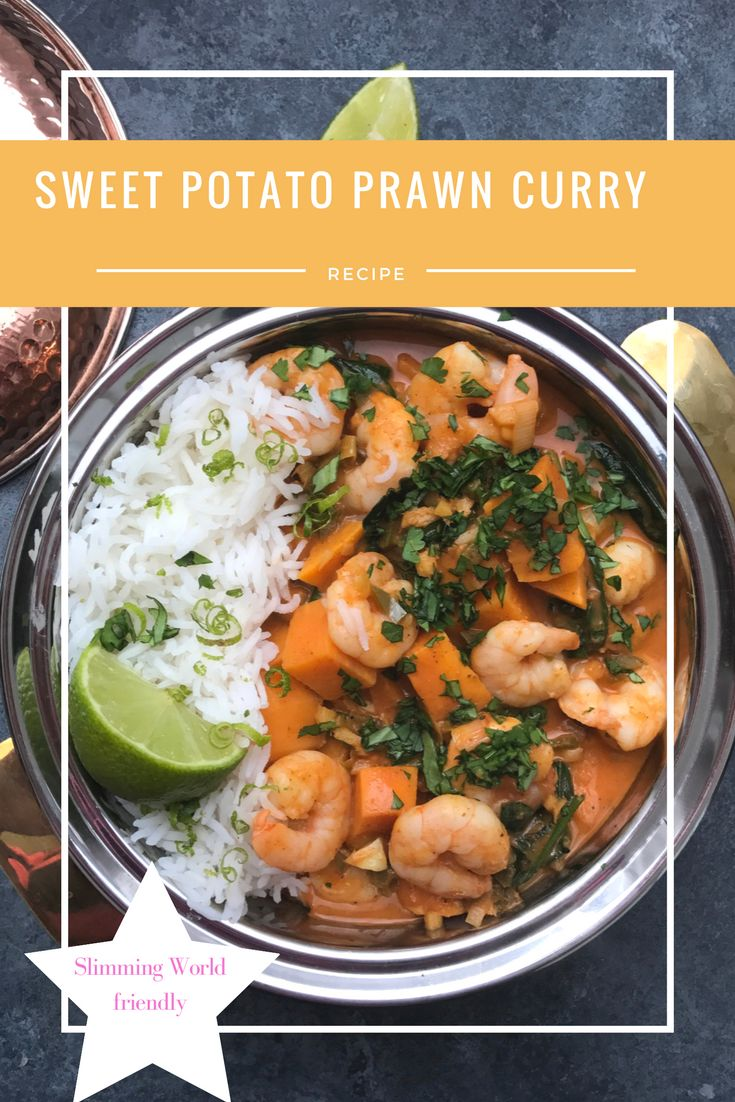 A delicious, quick to make low-syn curry