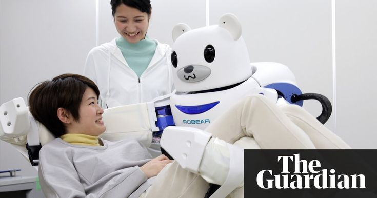 ICYMI: Japan: robots will care for 80% of elderly by 2020