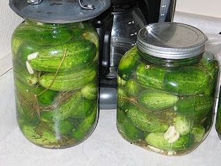 Polish Food Recipes: Polish Food Recipes - How to make homemade pickles?