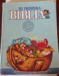 Paraíso del Libro Usado: Mi Primera Biblia, U. Catolica De Chile Televisión...