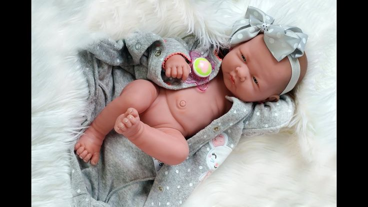 Precious and sweet Preemie Berenguer La Newborn Doll