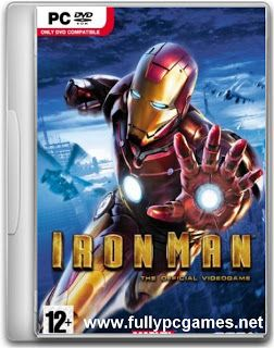 Iron Man 1 Game   Size:205 Mb      System Requirements!...