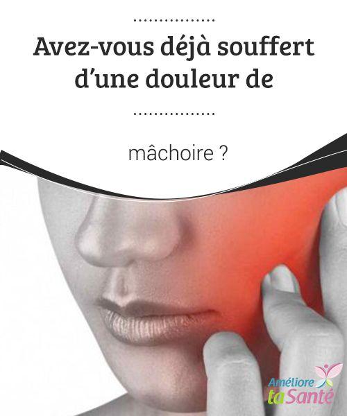 Avez-vous déjà souffert d'une douleur de #mâchoire ?  Cela vaut la peine que nous nous intéressions un peu plus à la #symptômatologie, aux causes et aux #remèdes de la #douleur de mâchoire. Nous vous invitons à prendre note !