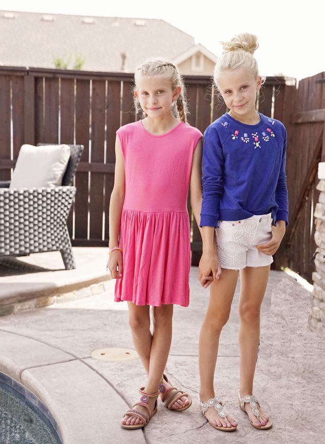 78 Best Girls Tween Summer Outfit Images On Pinterest
