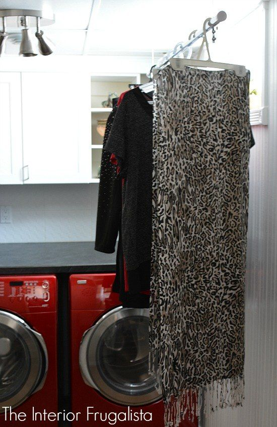Clothes Drying Ideas ~ Best images about clothing organization on pinterest