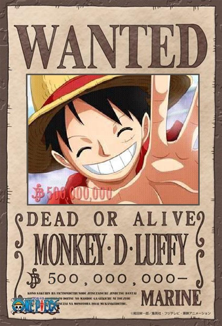 301 best images about cine anime otros on pinterest - One piece wanted luffy ...