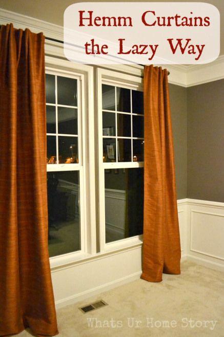 390 Best Crafts Curtains Images On Pinterest Border