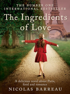 The Ingredients of Love by Nicolas Barreau on eBooks by Sainsbury's #NextInLine #Wishlist