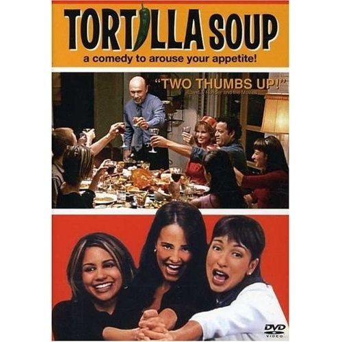 """Tortilla Soup"" - In director María Ripoll's bilingual drama, widower Martin Naranjo (Hector Elizondo) is a Los Angeles restaurateur with a booming business and three headstrong daughters (Jacqueline Obradors, Tamara Mello and Elizabeth Peña), who are all on the verge of leaving the house to pursue their individual destinies. He knows he must let go, but things get even more complicated when brassy neighbor Hortensia (Raquel Welch) sets her sights on Martin."