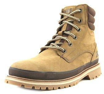 Helly Hansen Gataga Men Round Toe Synthetic Brown Work Boot.