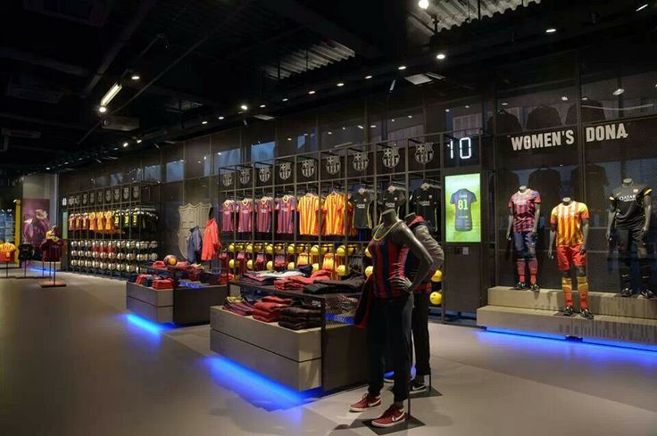 official fc barcelona store stadiums pinterest barcelona store. Black Bedroom Furniture Sets. Home Design Ideas