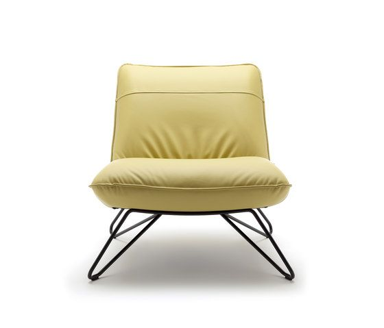 Rolf Benz 394 by Rolf Benz | Lounge chairs