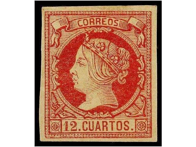 Isabel II - 1860