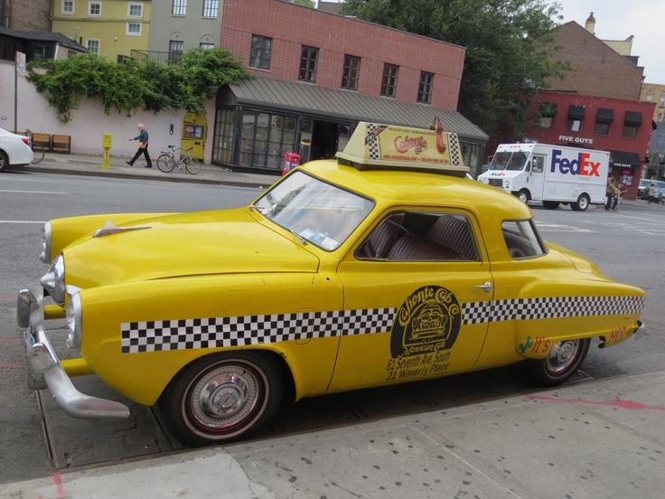 Marco Island Taxi Cab