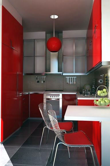 22 best red kitchens images on pinterest | dream kitchens, red