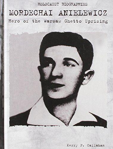 Mordechai Anielewicz: Hero of the Warsaw Ghetto Uprising ... https://www.amazon.com/dp/0823933776/ref=cm_sw_r_pi_dp_x_2A0ZybMZVQ2KR