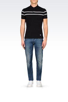 Armani Jeans Pocket T Shirt