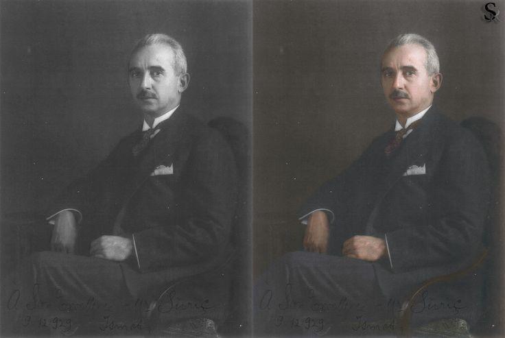 Second president of Turkey: İsmet İnönü