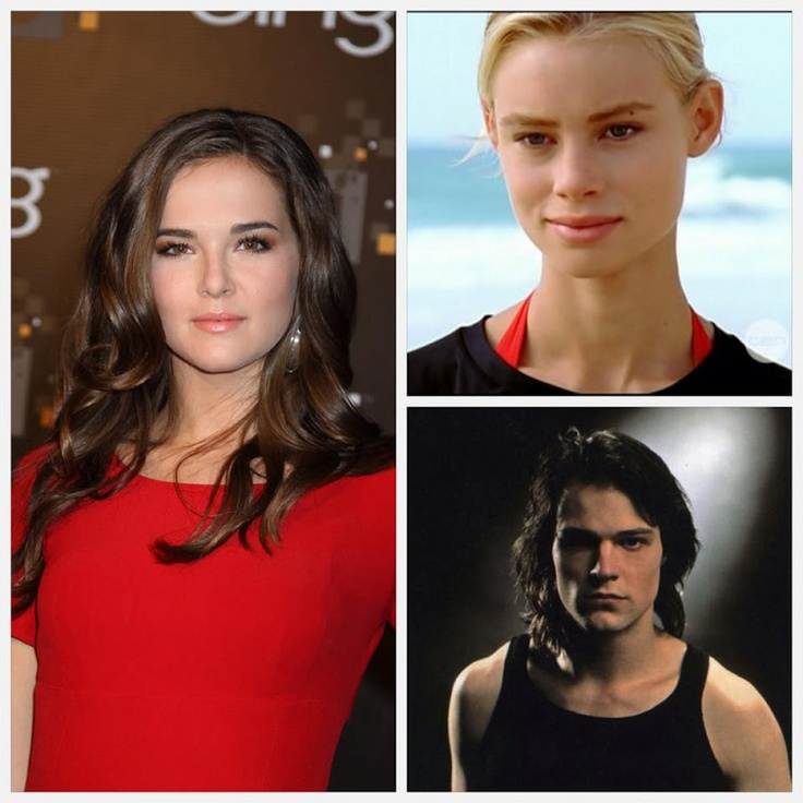 The upcoming Vampire Academy Film/Movie titled Blood Sisters has its top three actors cast!  Rose: Zoey Deutch Lissa: Lucy Fry Dimitri: Danila Kozlovski And, yes, Kozlovski is Russian. :-)    What think you?