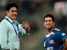 Anil Kumble appointed chief mentor of Mumbai Indians IPL team