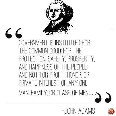 John Adams Quotes On Government