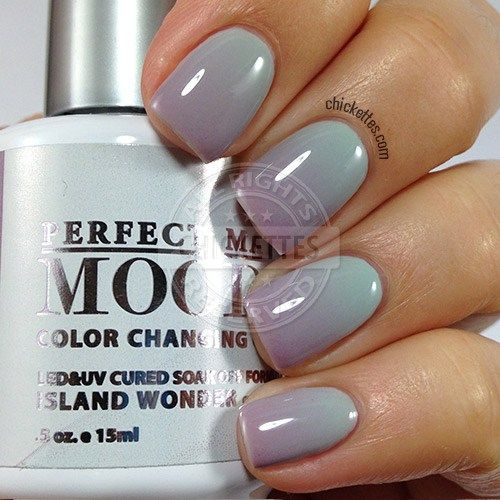 LeChat Perfect Match Mood Gel Polish - Island Wonder