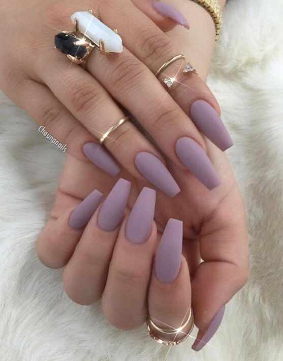 67 Awesome Coffin Nails Designs For 2019 Nails C Nails And Nail