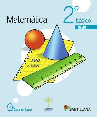 Matemáticas 2 - 2ª parte - Santillana -  Matemáticas