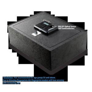 Top Opening Biometric Drawer Safe