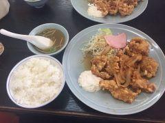 大分に住んでいた頃は3日に一度のペースで行っていた豚豚亭トントン亭さんに4年ぶりに来てチキン南蛮を食べました安定の美味しさです  #中華料理 #ギョウザ #餃子 #ラーメン  大分市大在中央2-3-7  tags[福岡県]