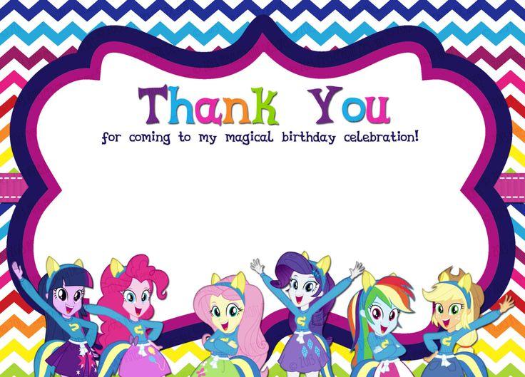 INSTANT DOWNLOAD My Little Pony Equestria por IrrelephantDesigns ...