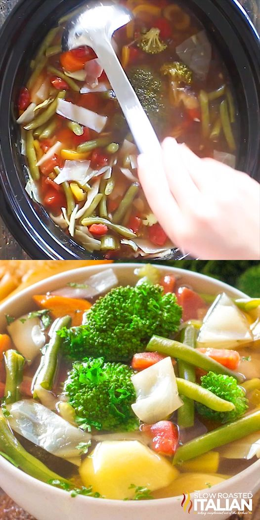Slow Cooker Weight Loss Soup