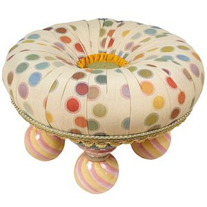Handcrafted ceramic and enamel dinnerware glassware furniture home d cor gifts and wedding registry at MacKenzie Childs - Stylehive