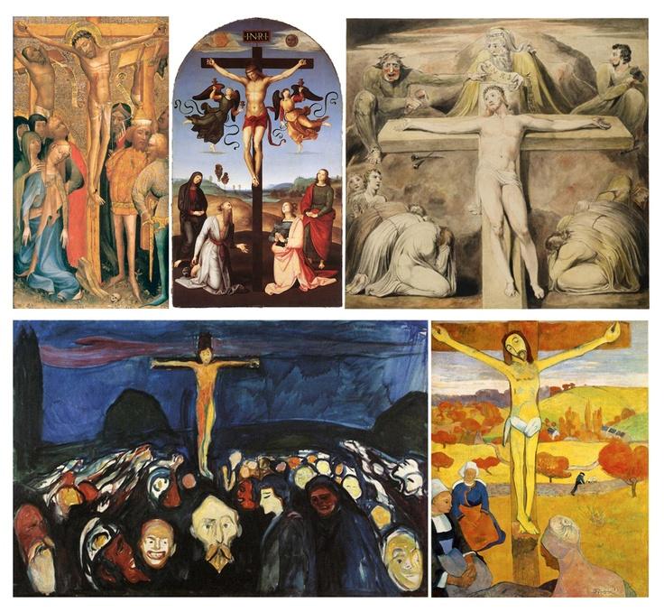 #097 ❘ La Crucifixion de Jésus ❘ 7 avril 30 (!)  ❘ thème de la peinture occidentale