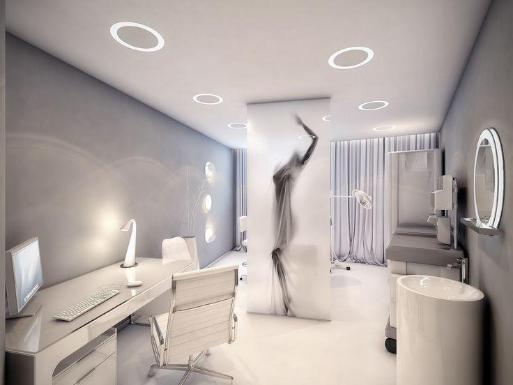 Σχεδιασμός φωτισμού στο εσωτερικό του χώρου εργασίας