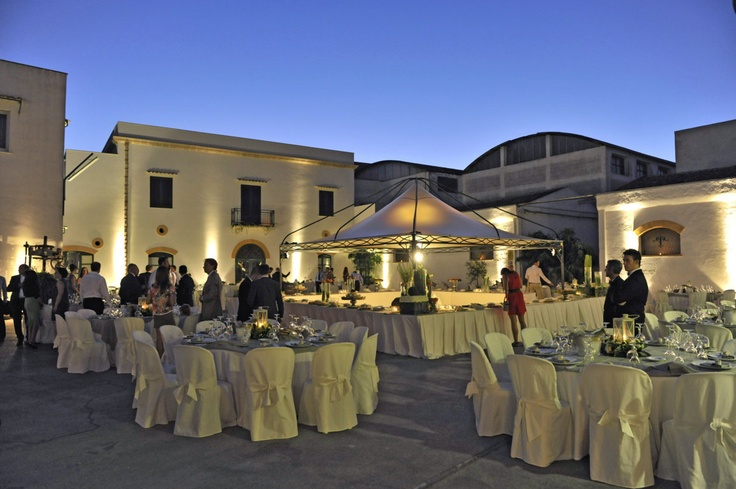 the Winery Courtyard
