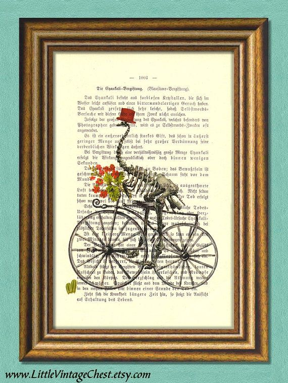 GOING To My SWEETHEART  Dictionary art  Wall by littlevintagechest, $7.99