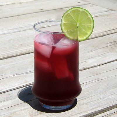 Pomegranate Coolers Recipe/ this would be perfect now..seeing as it is ...