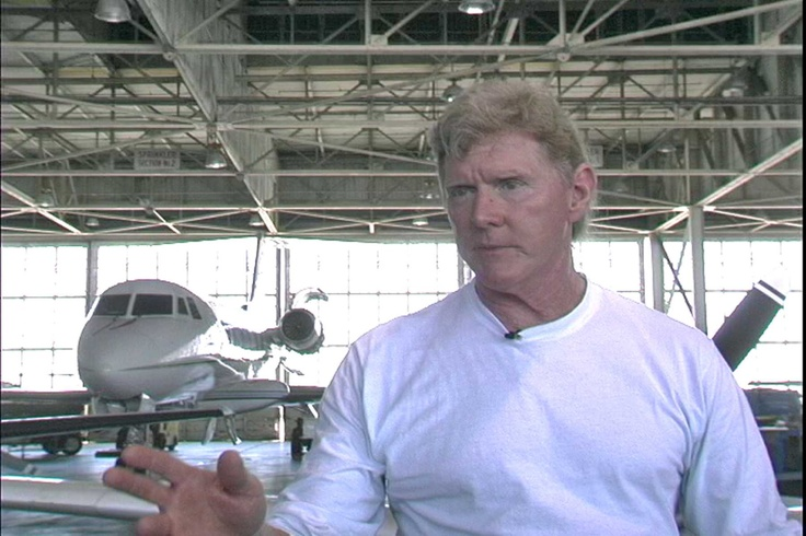 Mickey Munday (former pilot) from Cocaine Cowboys  *I see him every time I go to Billy's Pub Too