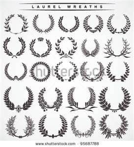Laurel Wreath Tattoo » Thphocom  Stock Photos  Vectors