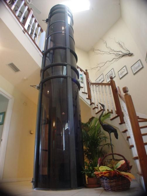 New Vacuum Elevator Installs In A Few Hours At A Budget Price   Great Idea  For The Elderly To Remain In Their Home, And MUCH Less Expensive Than A ...