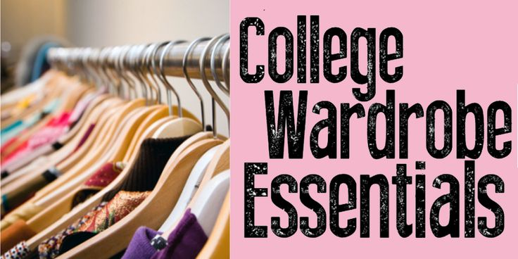 Style Major: College Wardrobe Essentials: Much Needed!