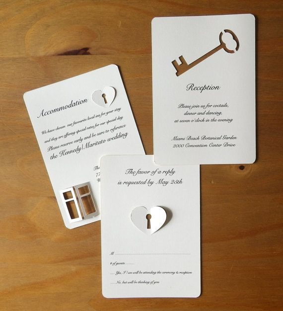 Most Expensive Wedding Invitations: Is This Possible? Love The Die-cuts. Think This