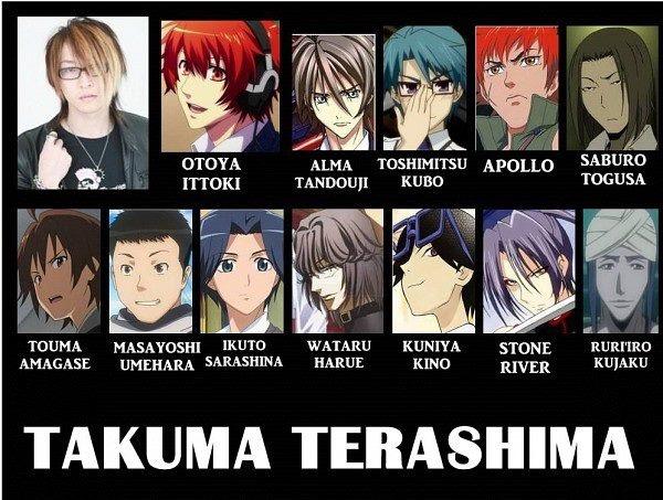 TAKUMA TERASHIMA http://www.facebook.com/Japan360 | Voice ... Terashima Takuma